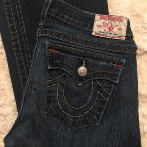 GUC True Religion Becky Petite Jeans Size 29